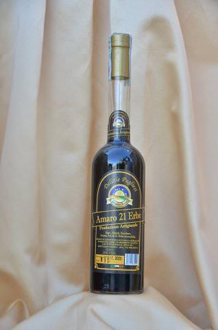 Amaro 21 erbe