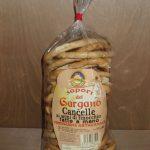 cancelle semi finocchio, tradizionali, ricetta pugliese