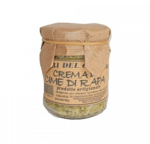 pesto Cime di rapa, prodotti tradizionali, tipica ricetta pugliese