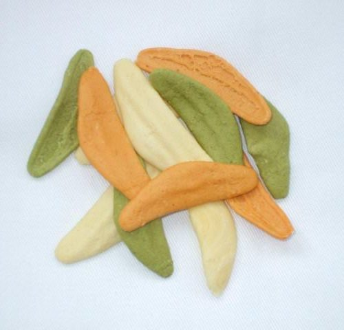 foglie d'ulivo tricolori, pasta tradizionale, tipica pugliese